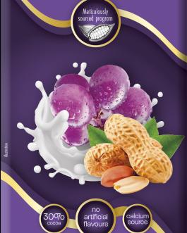 Chocoyoco czekolada mleczna z dodatkami 100g
