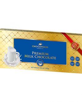 Chocoyoco premium czekolada 32% mleczna 245g