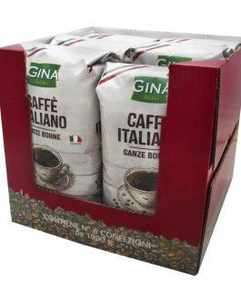 Gina Kawa Ziarnista Cafe Italiano 1kg
