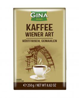 Gina Wiedeńska Kawa Ziarnista Kaffee Wiener Art 250g