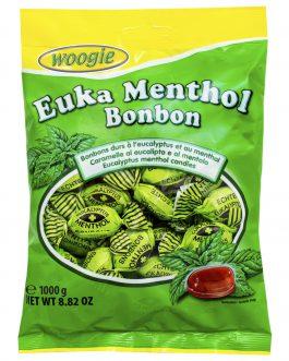 WOOGIE Karmelki Eukaliptusowe Euka Menthol 1kg