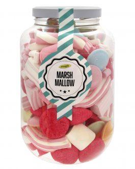 WOOGIE Pianki Marshmallows Mix Słoik 730g
