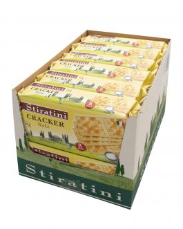 STIRATINI Krakersy Solone Cracker 250g